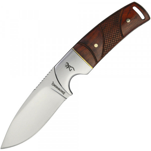 Browning Fixed Blade Cocobolo 2